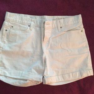 Gap - sexy boyfriend shorts